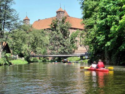 zamek lidzbark warmiński